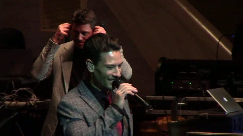 IL DIVO concert in Moscow 01 11 18 ММДМ