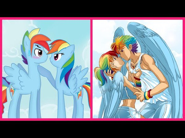 My Little Pony Boys And Girls 📷 Video   Tup Viral