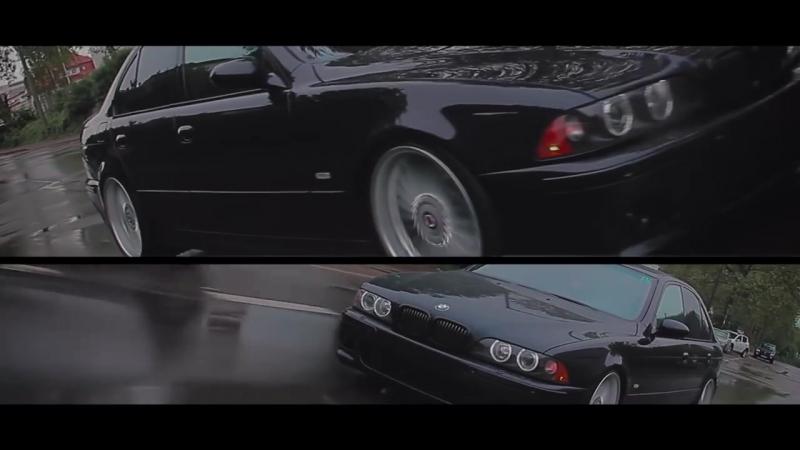 BMW E39 525i🐺