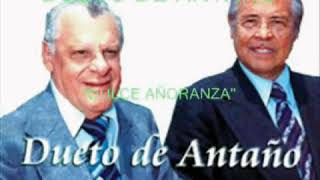 Dueto de Antaño - Biografía