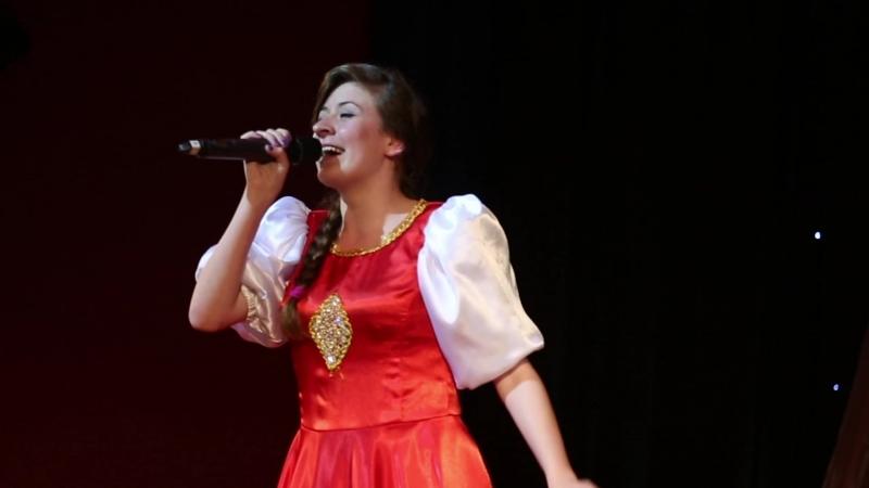 Анна Нилова (17 лет) - Летела гагара