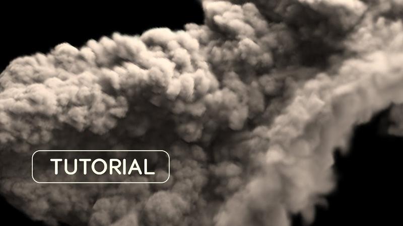 VFX Tutorial Large Scale Smoke 3ds Max Phoenix FD