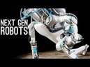 Next Generation Robots Boston Dynamics Asimo Da Vinci SoFi