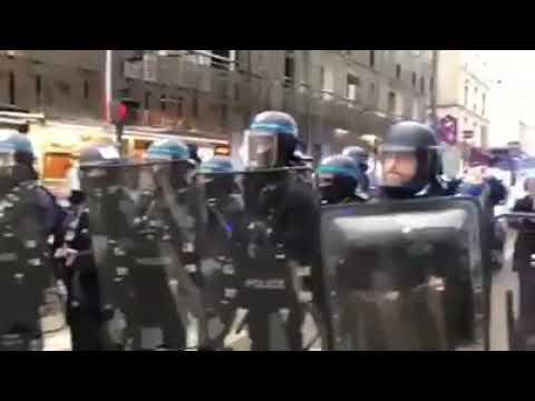 Лишнее доказательство вмешательства России во внутренние дела Франции