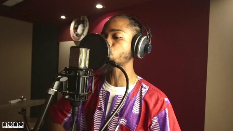 Lewitt LCT 940 Demo On Rap Vocals - With Ben Blackwell