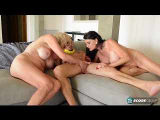 2017-03-09 - leah l`amour, rita daniels - rita daniels and leah l`amour. dream three-way