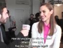 2012 | Гал рассказывает об имени старшей дочери в рамках съемочного процесса рекламной кампании бренда«Castro»