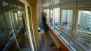 Сколько времени занимают работы по утеплению и отделки лоджии балкона под ключ