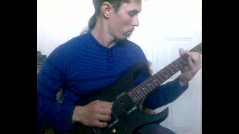 The Unknowing (Omnium Gatherum Guitar cover)