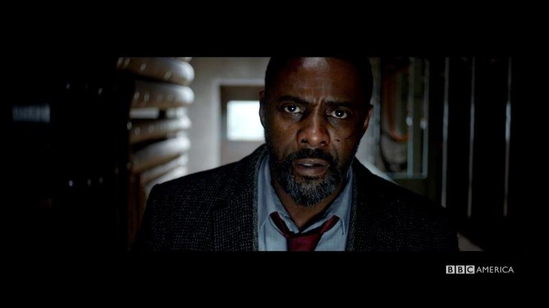 LUTHER | New Season Teaser | Coming Soon to BBC America/Тизер пятого сезона сериала Лютер