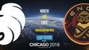 North vs ENCE IEM Chicago 2018 EU Quals map1 de mirage GodMint ceh9