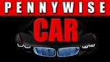 Машина Пеннивайза ОНО Как сделать автомобиль Пеннивайза Тачка Пеннивайза - Car Pennywise IT