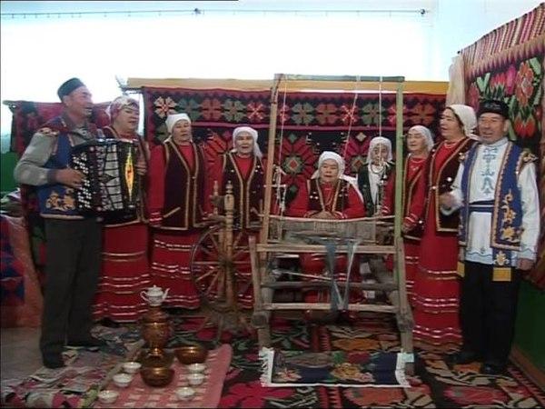 История деревни Дюсяново Бижбулякского района Башкортостана. 2010г.