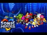 Jackie-O - Sonic Heroes (Opening &amp Russian Version)