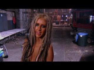 Christina Aguilera - Making The Video Dirrty 2002