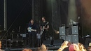 Mr. Big - Addicted to that Rush Billy Sheehan Bass solo - Rock of Ages Festival 2018