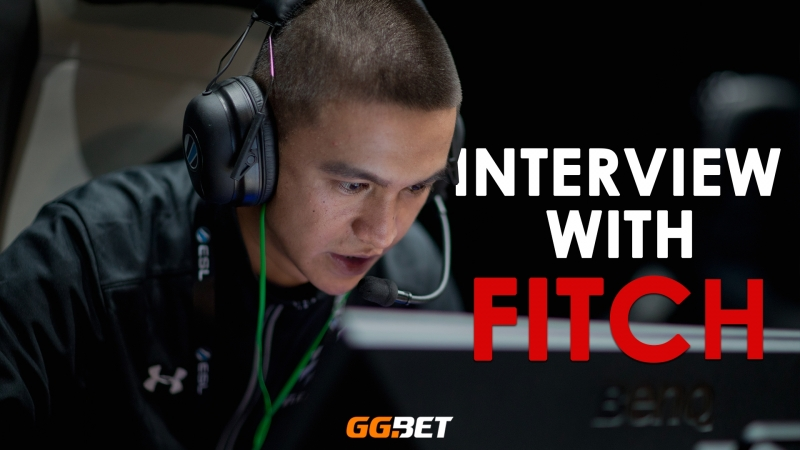 Interview with fitch on MSI MGA 2018 (RU SUB)