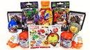 СУПЕРГЕРОИ MARVEL DC Mix! СЮРПРИЗЫ, игрушки МСТИТЕЛИ, ЛИГА СПРАВЕДЛИВОСТИ Kinder Surprise unboxing