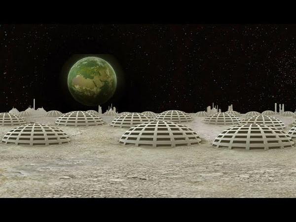 В НАСА потрясены Некая инопланетная цивилизация СТЯГИВАЕТ СИЛЫ на свои базы на Луне