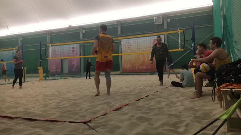Турнир МВЛ VolleyNets финал Лайт