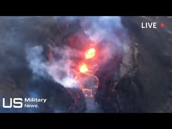 Hawaii Volcano Quiets After Months-Long Eruption