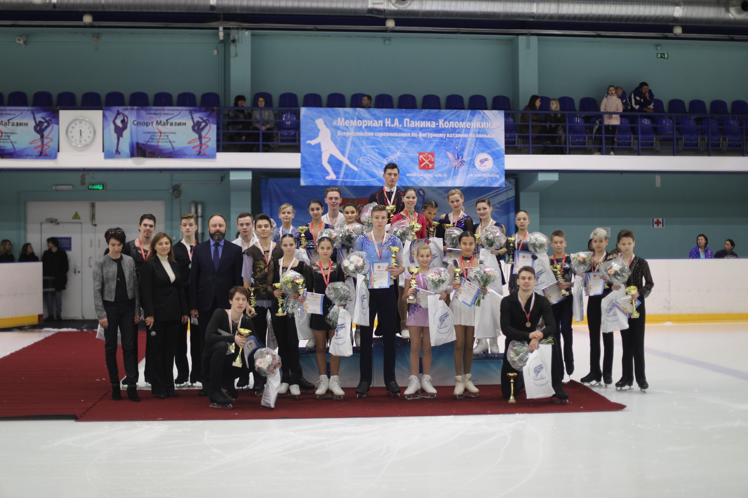 Российские соревнования сезона 2018-2019 (общая) - Страница 11 EdVDktXjSAo