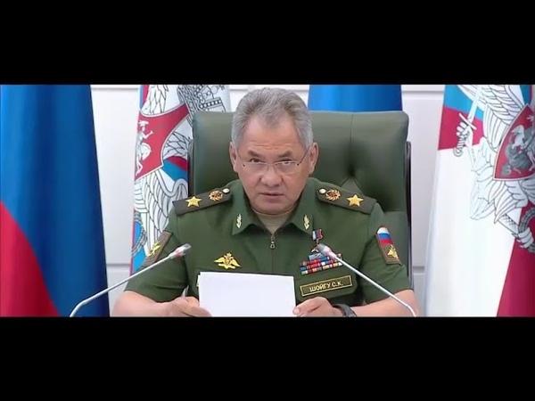 НATO вынуждают Россию на ответные меры! Реакция Шойгу на новый план HATO!