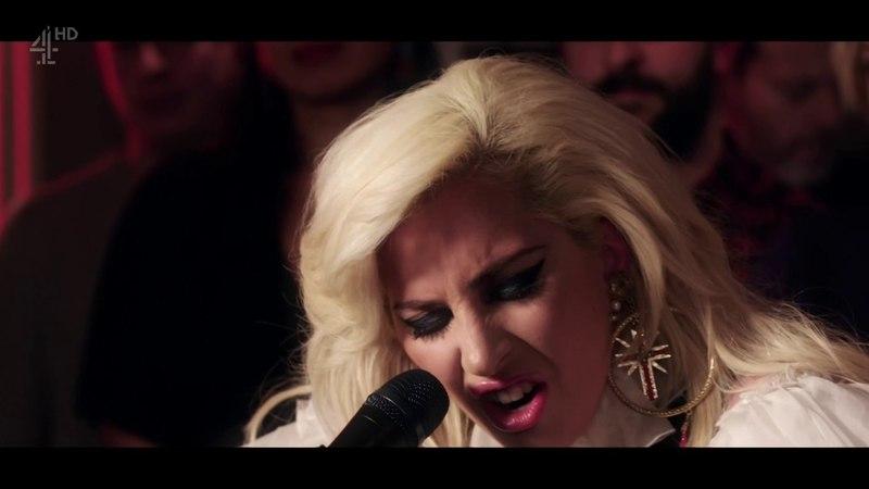 Lady Gaga - Joanne [Live HD on Alan Carr's Happy Hour 16/12/16]