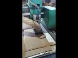 Видео с производства фабрика мебели Дэрия