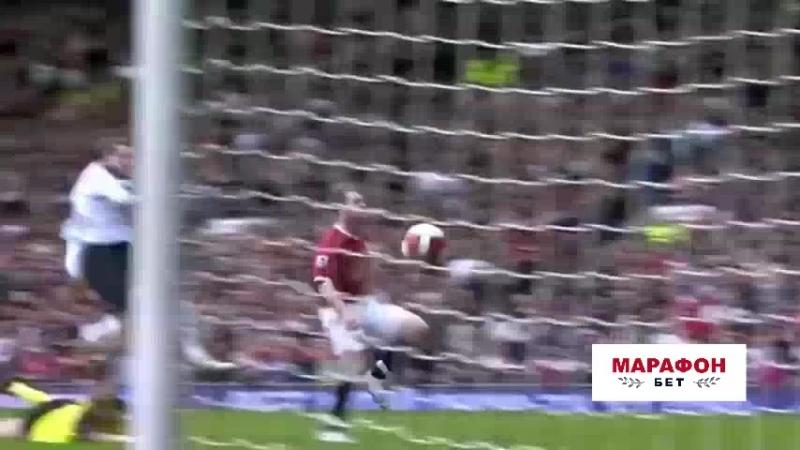 20 лучших голов Уэйна Руни за Манчестер Юнайтед