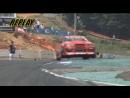 Daigo Saito insane jump drift at Ebisu