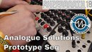 Superbooth 2018 Analogue Solutions Treadstone and a new Sequencer