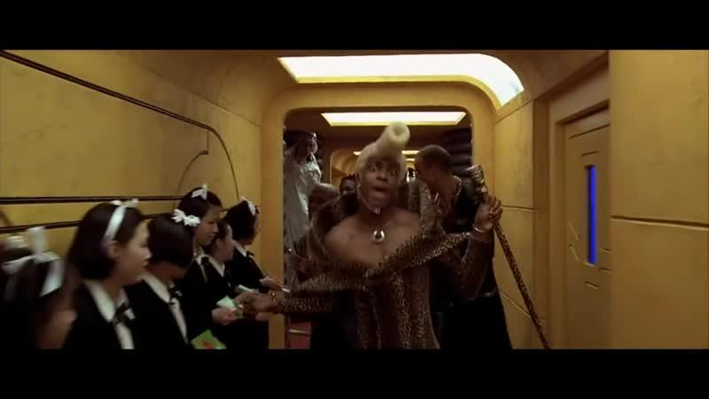 Руби Род величайшая звезда из фильма Пятый элемент / The Fifth Element (1997, Люк Бессон)