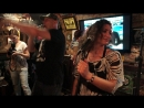 "Группа ""Кадры"" (cover гр. Ленинград) Irish Papa's Pub - Любит наш народ."