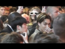 180925 KAI in GUCCI 2019 Spring Summer Fashion Show in Paris