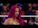 720pHD WWE Raw 06_27_16_ Sasha Banks Paige vs Charlotte Dana Brooke