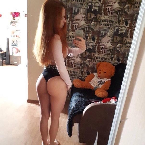 Hawt lesbo act with teenage redhead