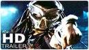 THE PREDATOR Teaser Trailer [HD] Boyd Holbrook, Yvonne Strahovski, Edward James Olmos, Olivia Munn