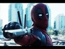 Сцена на мосту Дэдпул Deadpool 2016 Full HD 1080p