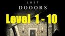 Lost DOOORS escape game level 1 2 3 4 5 6 7 8 9 10