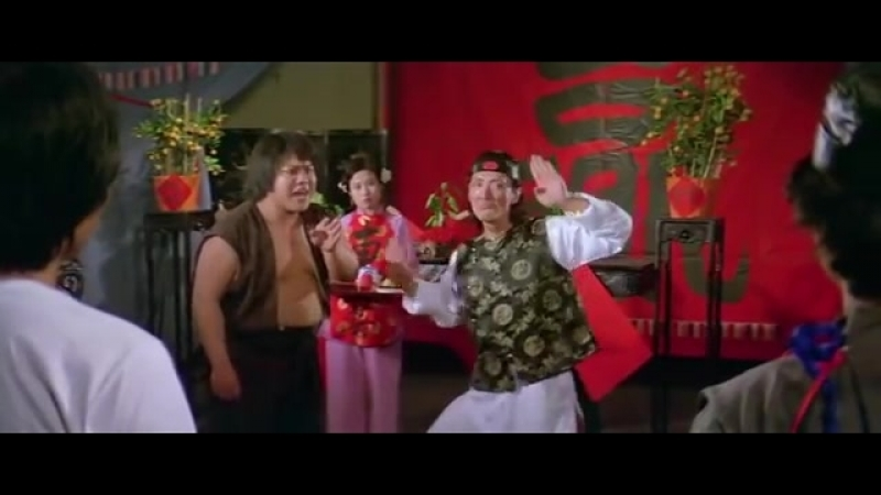 Мастер со сломанными пальцами (Су А Хай, Джеки Чан кунг-фу)