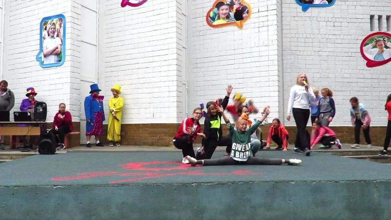 6 отряд 5 смена Вступительный Экзамен в Академию Цирка