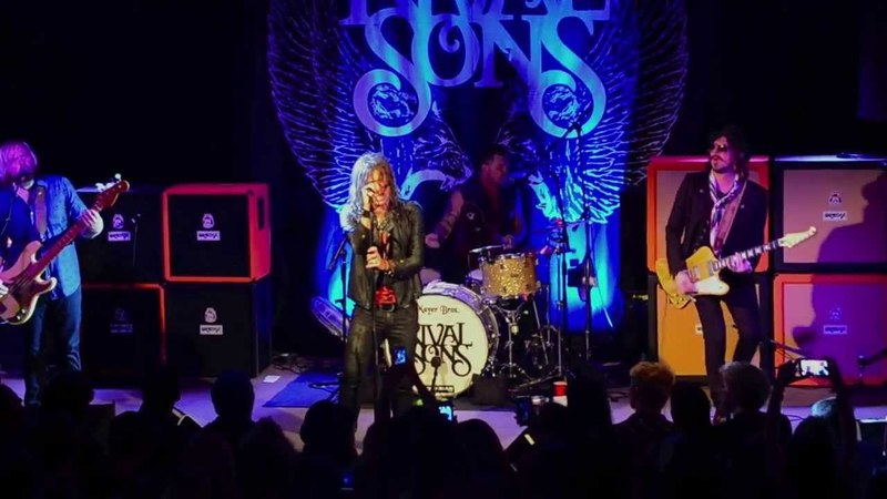 Rival Sons performs Jordan at 3rd and Lindsley in Nashville, TN on UMtv.