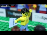 ️ OnThisDay in 2011, Man City signed Sergio Aguero - - Heres his greatest moment in Lego f