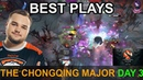 The Chongqing Major BEST PLAYS Day 3 Highlights Dota 2 Time 2 Dota dota2 ChongqingMajor CQMajor