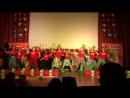 Танец Болливуд вожатые ЮС camp