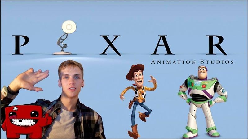 Колесо Обозрения. Pixar: История Игрушек