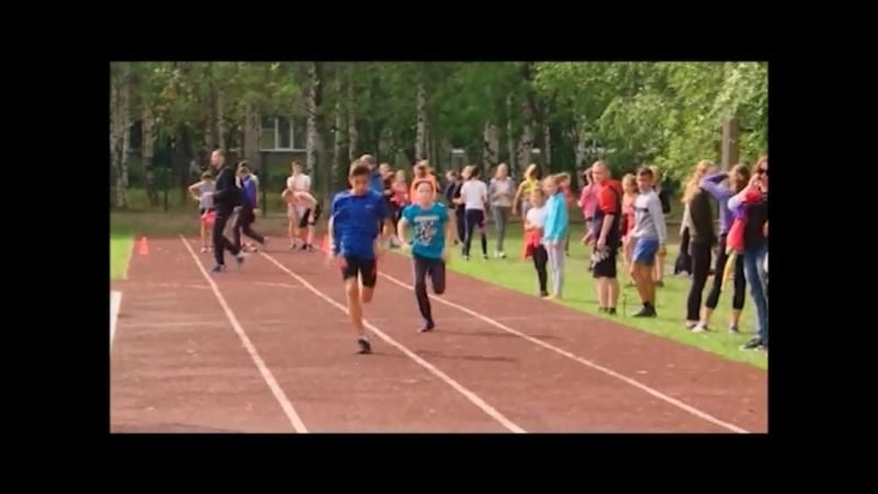 Первенство Спортивной школы 8 просвещенное Дню государственного флага России