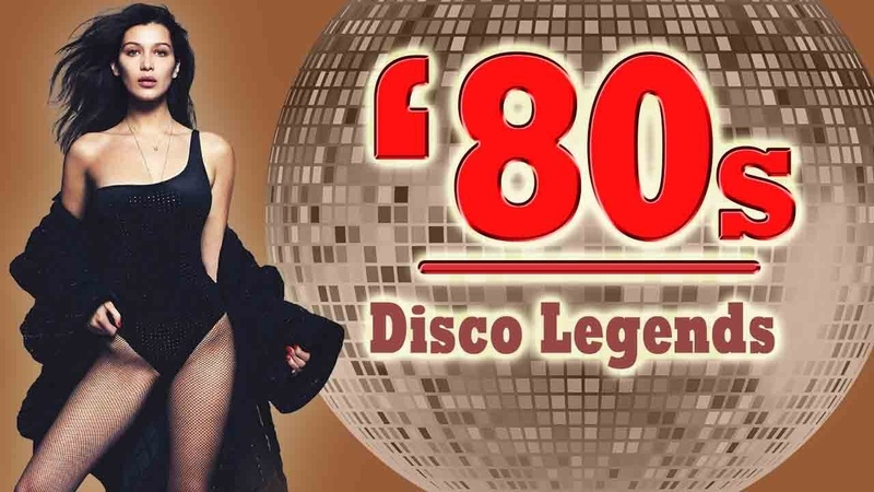 Disco Hits 80s Oldies Songs Playlist - Best Dance Music of 80s Disco Legends - Greatest Disco Dance