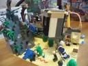 Лего-самоделка... Зомби -апокалипсис 4.